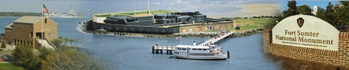 Charleston Boat tours | Tour Fort Sumter in Charleston, SC