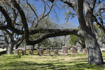 Cemetery, LBJ National Historical Park, Texas - Dennis K. Johnson/Lonely Planet Images/Getty Images