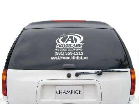 Best Sticker Shop Loves Advocare Images On Pinterest Sticker - Custom car decals businesswindow decals