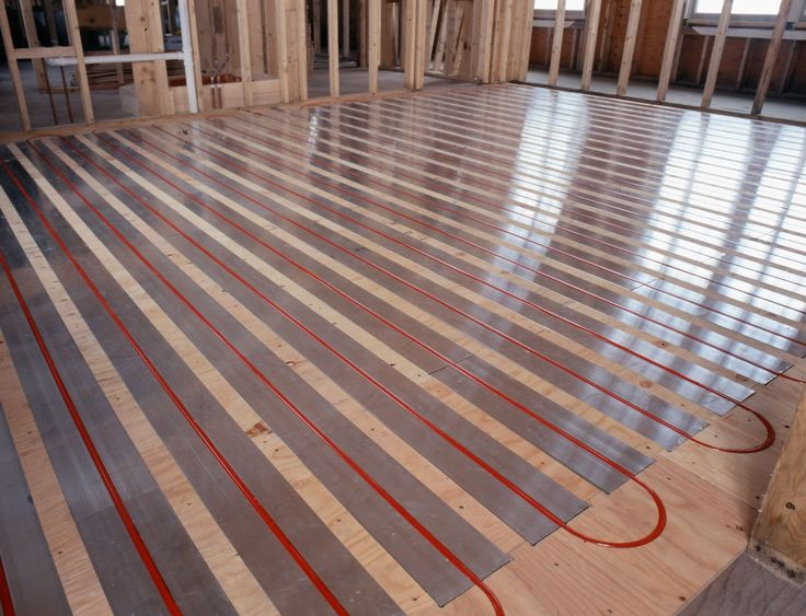Best 25 Hydronic Radiant Floor Heating Ideas On Pinterest