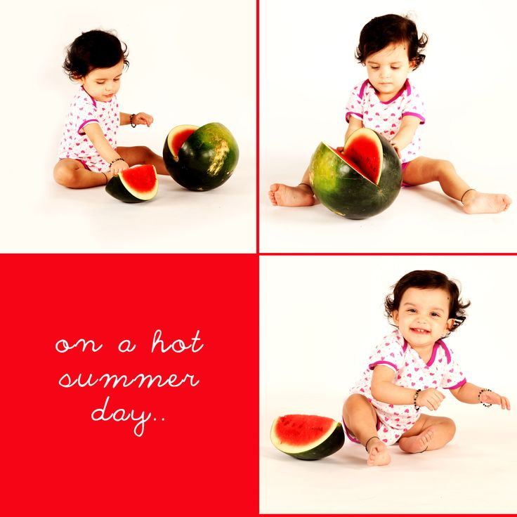 fun day with watermelon!!