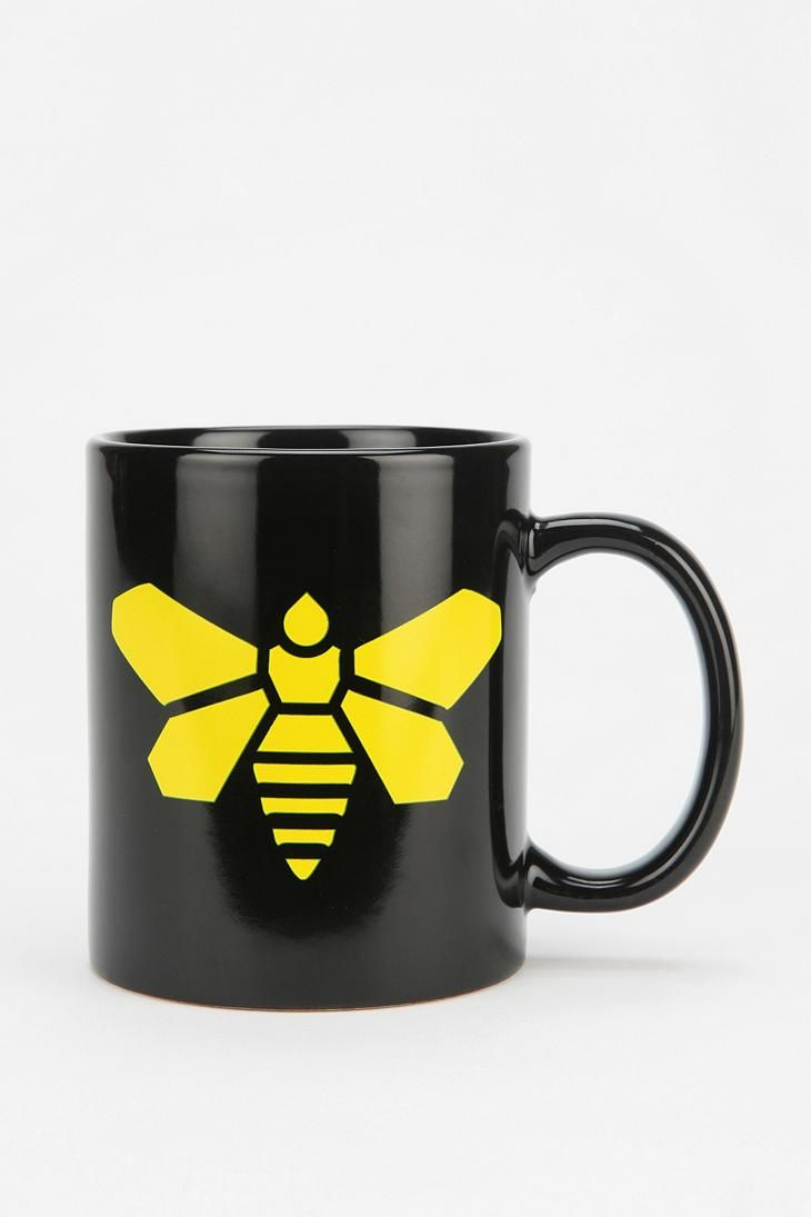 Commemorate the end of the best show ever with this sweet Breaking Bad mug.