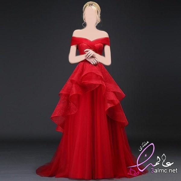 اجمل فساتين سهرة طويل اروع تشكيلة من فساتين السهرة 2019 Robes De Soirees Luxe اروع فساتين السهرة2019 Formal Dresses Long Formal Dresses Dresses