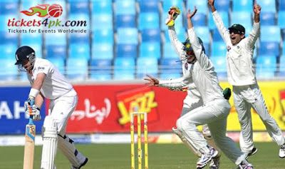 Former England captain Alec Stewart says that Pakistan will be enjoying advantage against England as the UAE pitches will support them when both the teams face each other in the Test series beginning from 13 October. Sports lovers can relish interesting Pakistan v England Cricket contest with Tickets4pk.com help confidently.