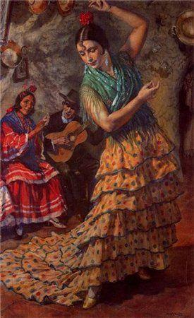 Фабиан Перес Испанский танец -