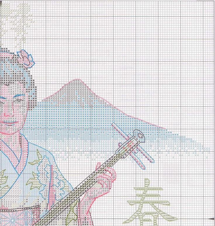 Musical Geisha 3/6