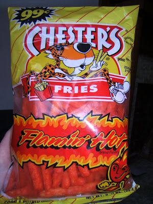 hot fries chips chesters - Google Search  My favorite things in the whole world. Yum