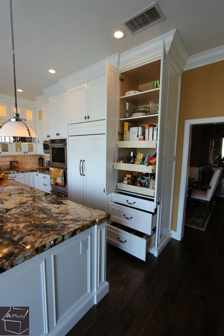 Gentil Traditional Style Design Build Kitchen Remodel With APlus Custom Cabinets  In The City Of Coto De