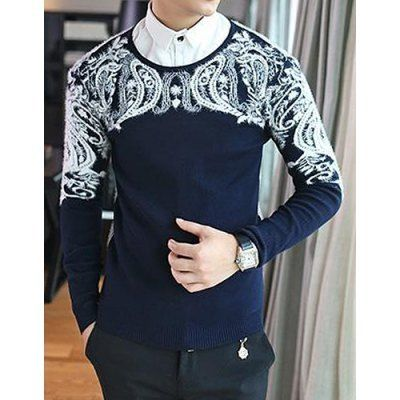 Type:+Pullovers+ Material:+Cotton+ Sleeve+Length:+Full+ Collar:+Round+Neck+ Style:+Casual+ Weight:+1KG+ Package+Contents:+1+x+Sweater
