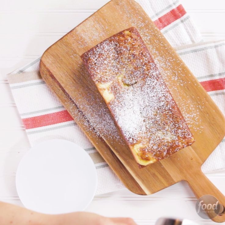No matter the question, Cheesecake-Stuffed Banana Bread is the answer.