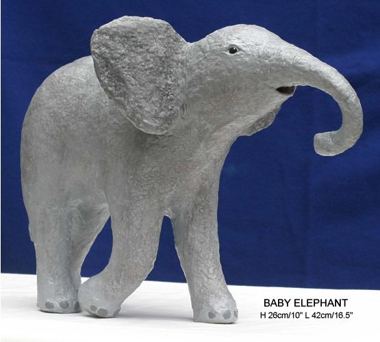 Research Paper on African Elephant