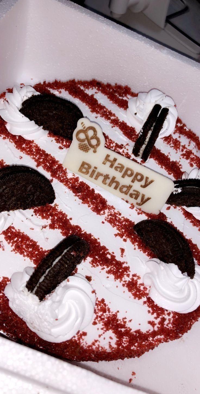 Happy Birthday To Me Ide Makanan Makanan Palsu Makanan Manis