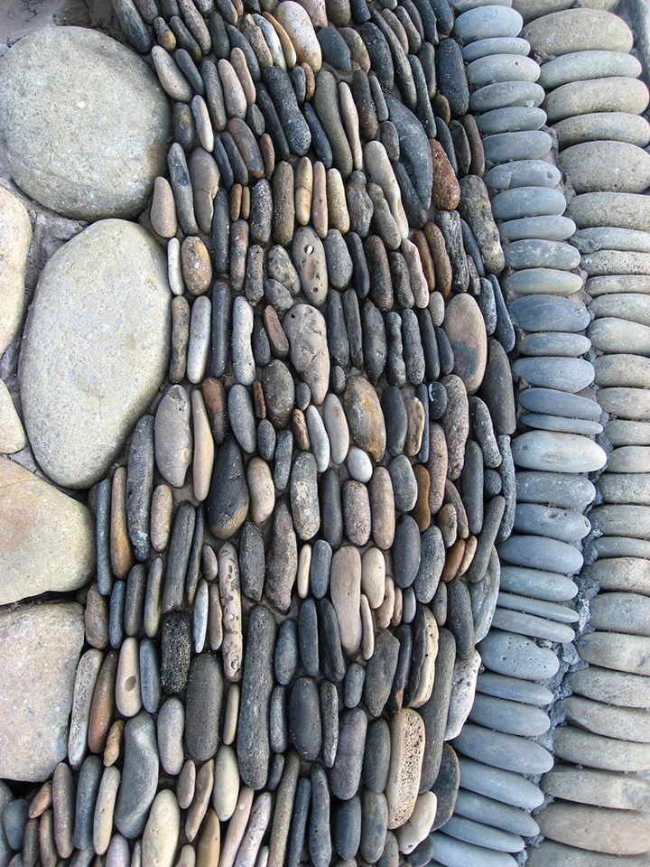 21 Cool Pebble Pathway Design Ideas for Lavishly Garden