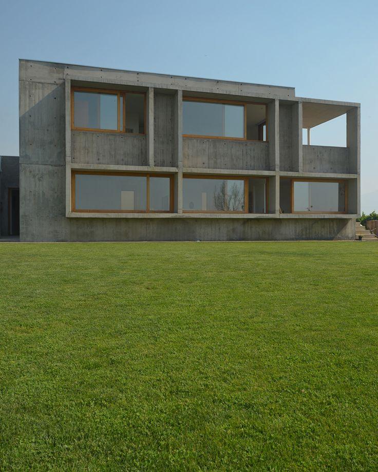 Casa Johnson Valdes en Pirque. TNG Arquitectos / Chile