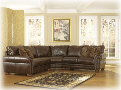 Durablend Antique Sectional 21300 For The Home