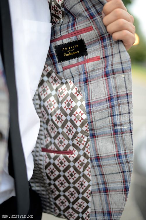 Details by Ted Baker.