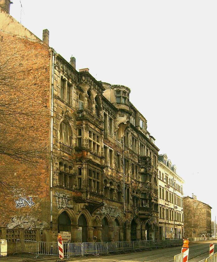 Friedrich-Ebert-Straße 81 a und b - Aufnahme vom März 2006