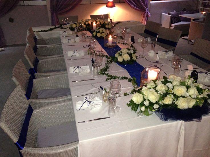 Wedding in Sky Lounge