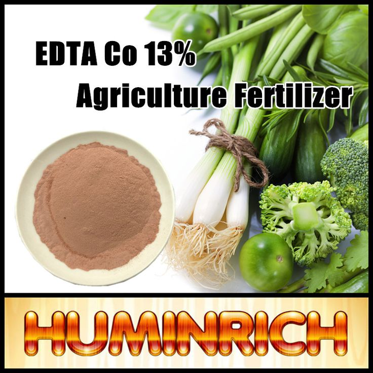 """""""HuminRich"""" New Agriculture Fertilizer EDTA Chelated Micronutrients Mix"""