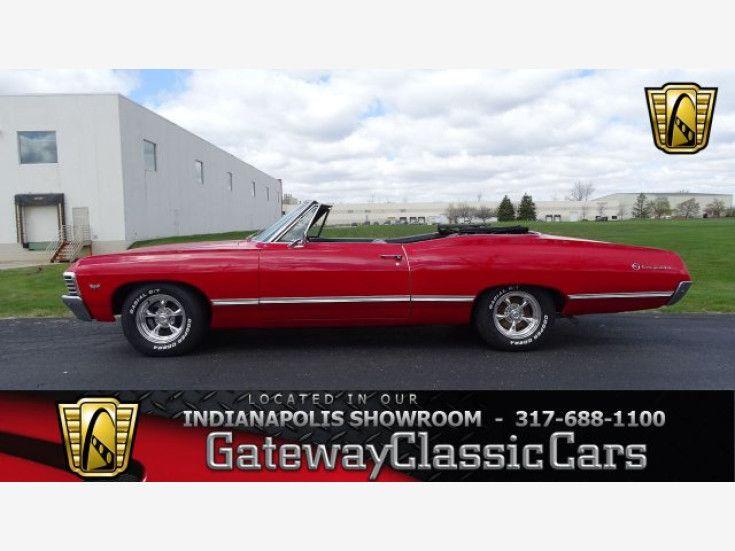 1967 Chevrolet Impala For Sale Near O Fallon Illinois 62269