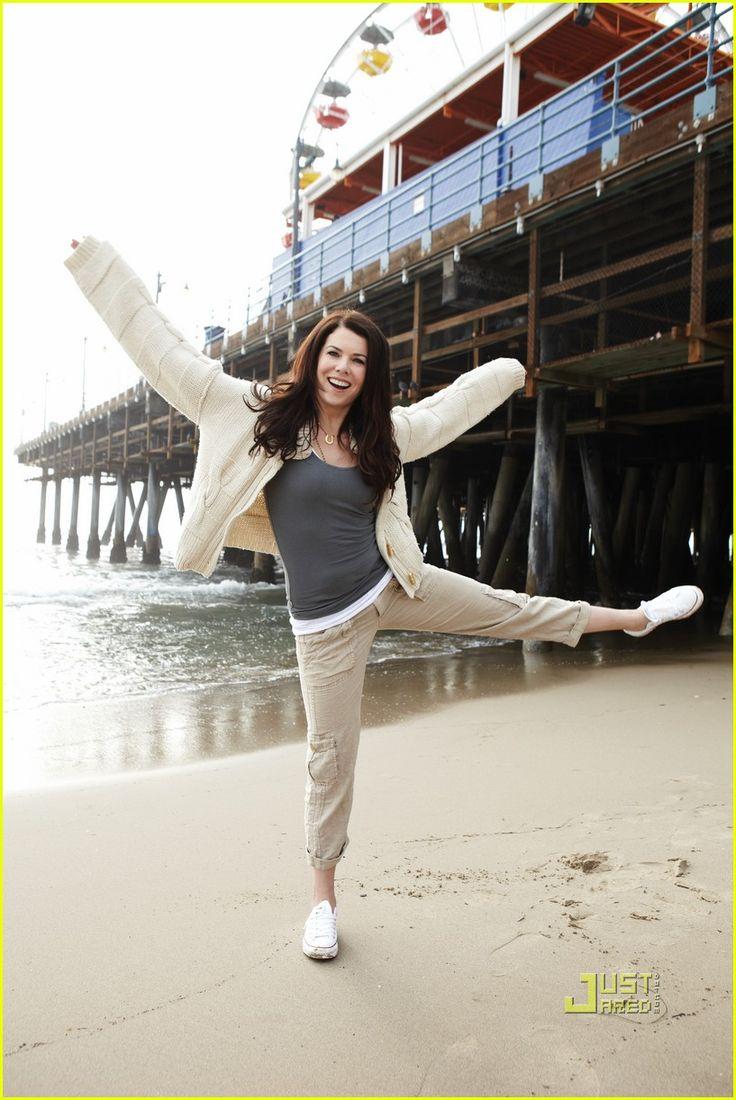 Lauren Graham Covers 'Emmy' Magazine