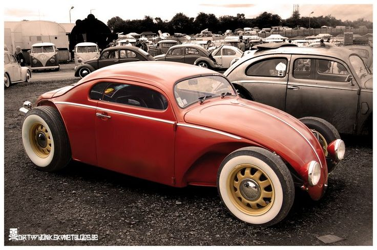 volksrod: Beetles Bugs, Volkswagen Rods, Vw Beetles, Vw Bugs, Rats Rods, Hot Rods, Hotrods, Rats Bugs, Vw Volksrod