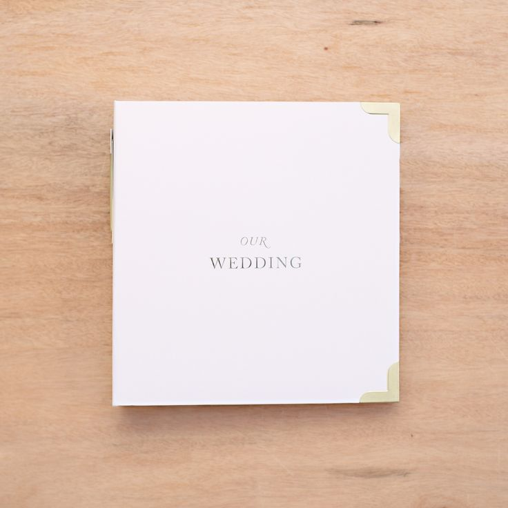 Southern Weddings 6x8 Album + Pages