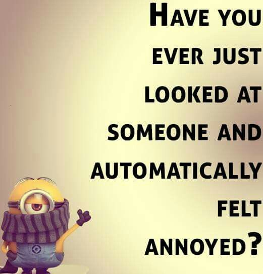 Funniest Quotes About Being Annoying: 81 Best Minion Quote Images On Pinterest