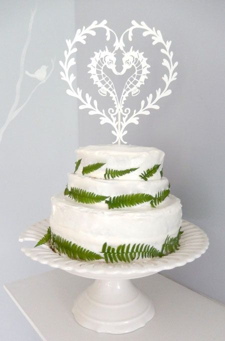 wedding cake toppers vancouver bc best 25 seahorse wedding ideas on seahorse 26621