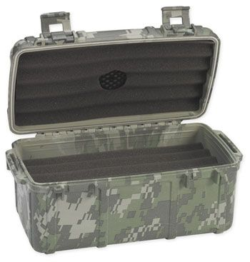 Shop Now Cigar Caddy 3540 Forest Camo - 15 Cigars Count | Cuenca Cigars  Sales Price:  $40.99