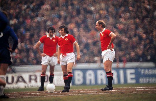 Sir Bobby Charlton :: Colorsport