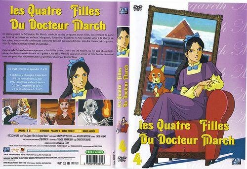 Les Quatre Filles Du Docteur March - Dvd Volume 04