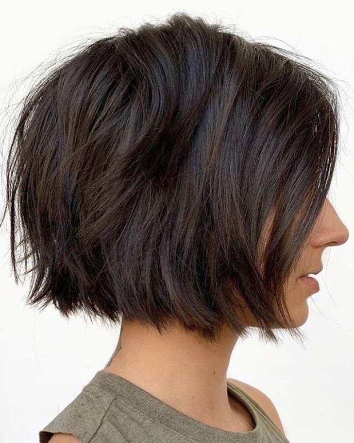 47++ Blunt bob haircuts 2019 trends