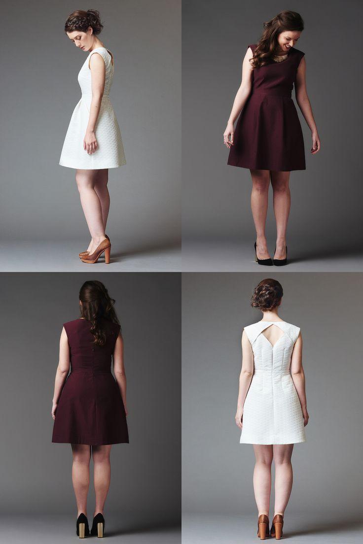 Disponible en PDF : la robe Belladone ! – Deer&Doe • le blog