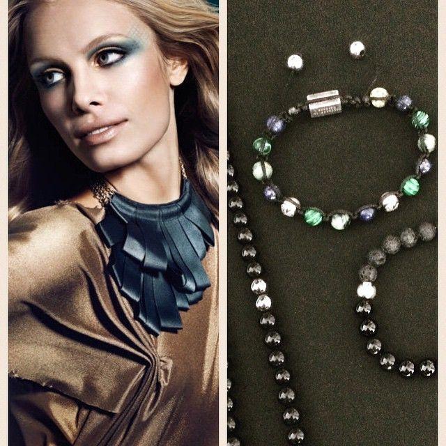 Germanys Next Topmodel Jana Beller wear Bhay-Ra Jewelry!