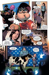 "Peter J. Tomasi & Patrick Gleason (sc.), Jorge Jiménez & Doug Mahnke & Mick Gray & Jaime Mendoza & Patrick Gleason & inni (rys.), ""Superman #2: Pierwsze próby Superboya"", Egmont, 2018."