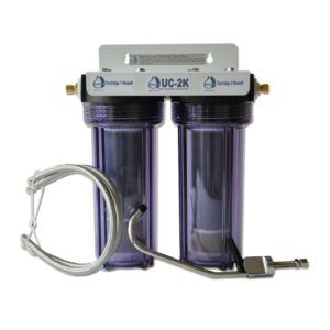 best faucet water filter fluoride