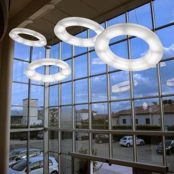 Progetti illuminazione moderna