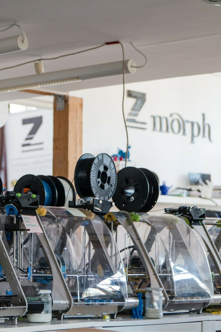 Take a glimpse on our headquarters workshop! It's worth to mention that we operate right from Wroclaw - one of the most beautiful cities in Poland. #3Dprinting #3Dprinters