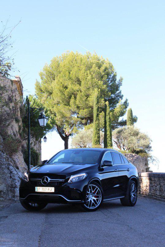 Mercedes GLE Coupé 63 S AMG Plus de découvertes sur Le Blog des Tendances.fr…