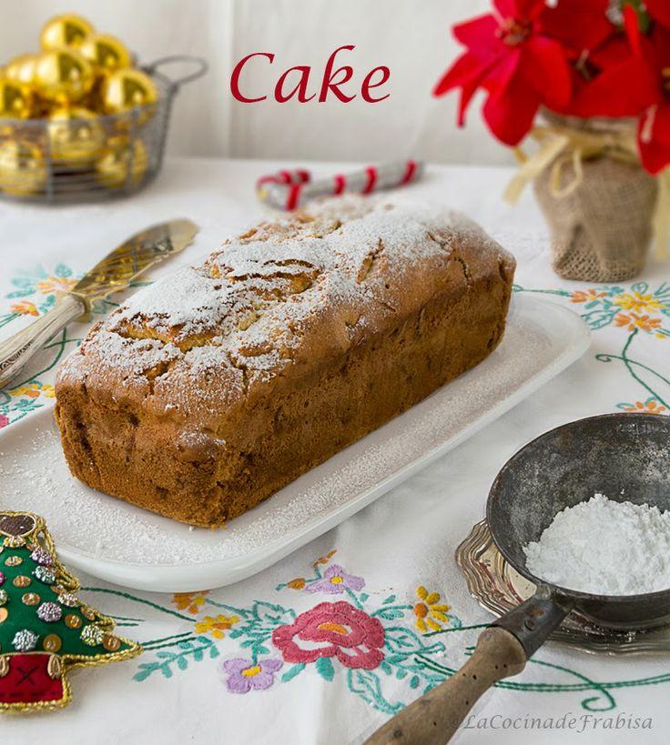 La cocina de Frabisa: Receta de Cake de Navidad y las plumas estilográficas.