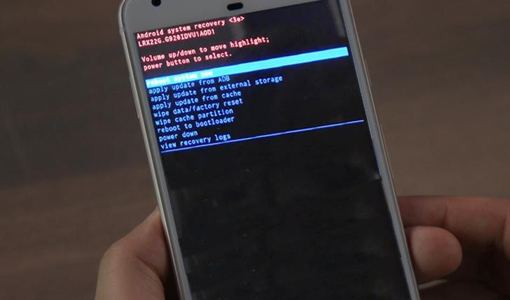 Recovery Mode Is An Environment Featured By Default On The Android System If You Want To Enter Google Pixel Into Recovery M Google Pixel Pixel How To Find Out