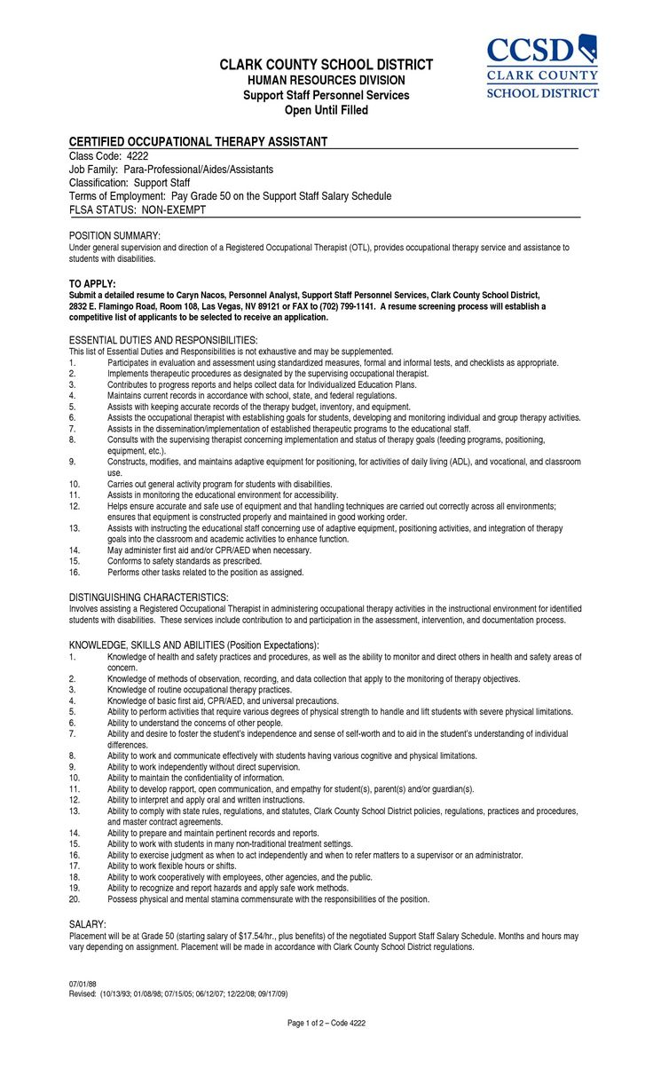 Entry Level Physical therapist Resume Unique 10 Entry Leve