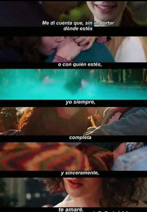Love, rosie Libro: Donde termina el Arco iris https://consiguelibros.files.wordpress.com/2015/05/donde-termina-el-arcoiris.pdf