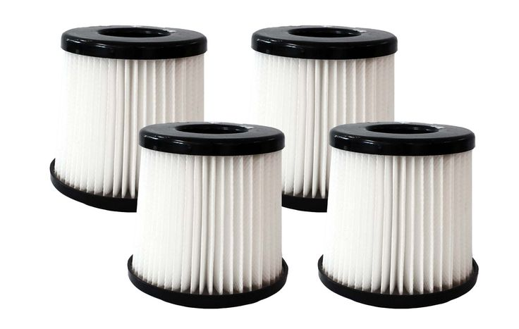 4 HEPA Style F62 Dirt Devil Vacuum Filters | Part # 440001893