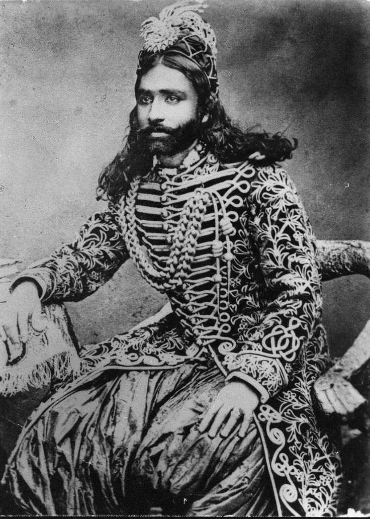 Attributed to Nawab Sadiq Muhammad Khan IV (25 March 1866 - 14 February 1899), ruler of the kingdom of Bahawalpur, then part of the British Raj, now a state of Pakistan.