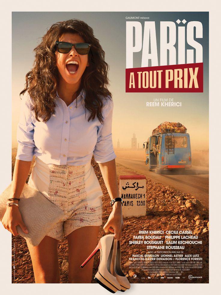 Paris à tout prix de Reem KHERICI (2013) (DVD Filature)