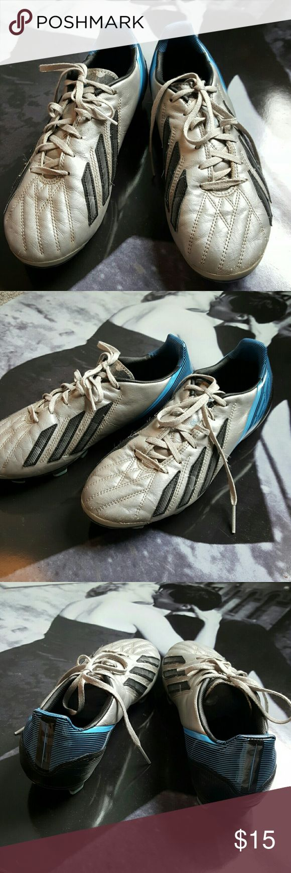adidas f30 Soccer Cleats Some signs of wear, but still a lot of miles left in them. A great pair of cleats. adidas Shoes Athletic Shoes