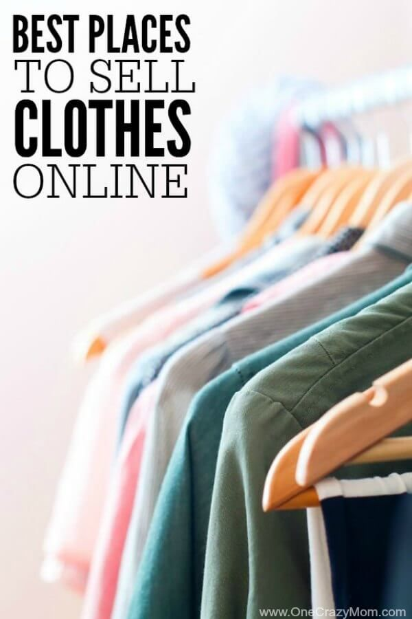 best site to sell clothes