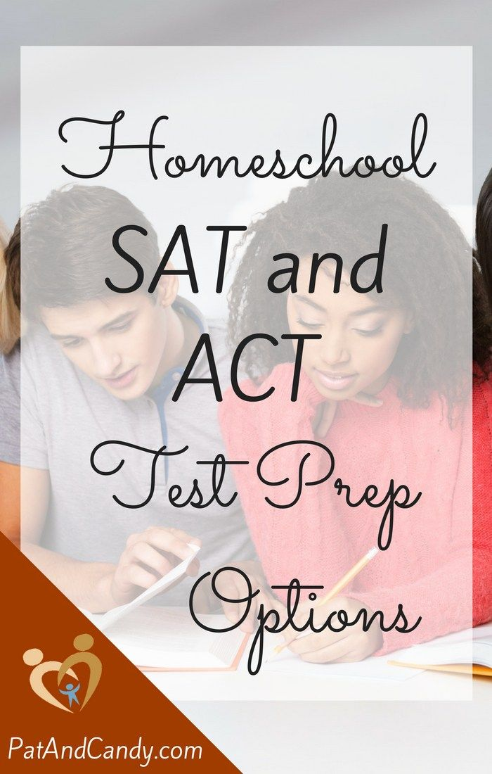 Ready for ACT prep and SAT test prep? There are various formats...and a program you can be be confident about!